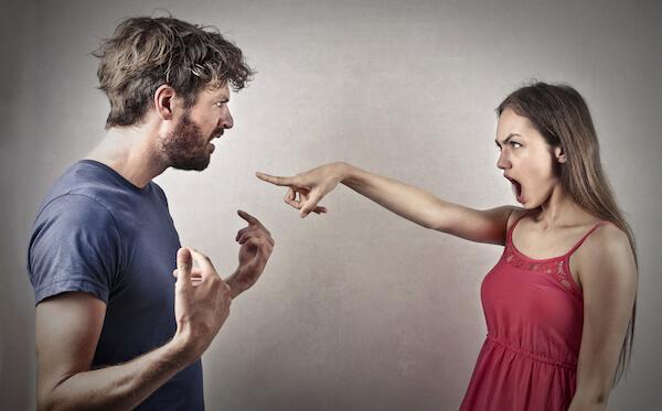 ばかり 同棲 喧嘩